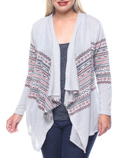 Fashion Lab - Southwestern Cardigan