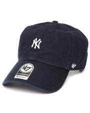 Hats - New York Yankees Abate Clean Up 47 Strapback Cap