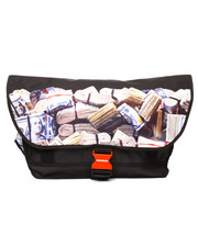 Accessories - Money Rolled Messenger Bag