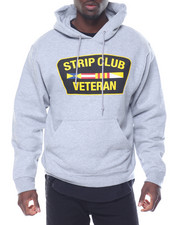 Hoodies - STRIP CLUB VETERAN HOODIE