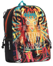 Bags - BASQUIAT TIGER BACKPACK