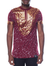 Shirts - Tribal Splatter Tee