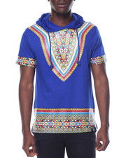 Buyers Picks - Tribal Print Hoodie