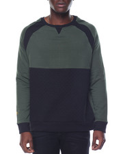 Buyers Picks - Patched Sweatshirt