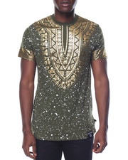 Shirts - Tribal Foil Tee