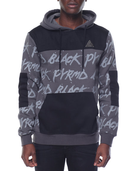 All Black Hoodie Pullover - Hardon Clothes