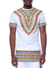 Shirts - Tribal Print Tee