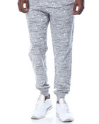 Color Textured Jogger