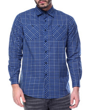 Men - Morris Plaid L/S Button-Down