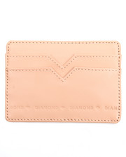 Accessories - Natural Leather ID Wallet