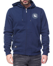 Men - Stronger Branches Zip Hoodie