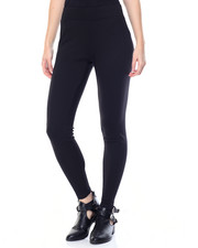 Bottoms - Legging w/ Side Panels and Top Stitching Details