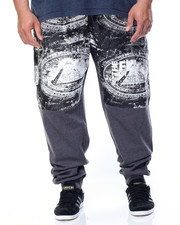Men - Fly Printed Jogger (B&T)
