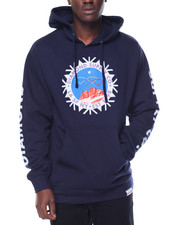 Men - Winter Seal Pullover Hoodie