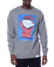 Men - Ice Crewneck Sweatshirt