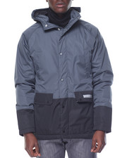 Men - Peruzzi DWR Coated Parka