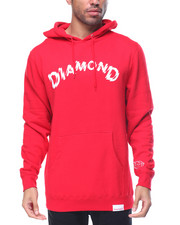 Diamond Supply Co - Classic Horror Pullover Hoodie