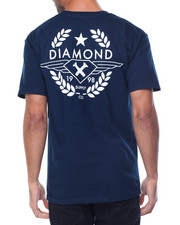 Diamond Supply Co - Shine Crest Tee