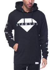 Diamond Supply Co - Viewpoint Pullover Hoodie