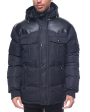 The Classic Bomber Jacket - Snow Ranger Heavy Western Bomber Jacket