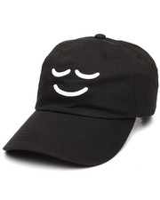 Hats - Puffy Cloud Strapback Dad Hat