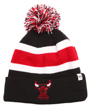 Hats - Chicago Bulls Breakaway Cuff Knit Beanie
