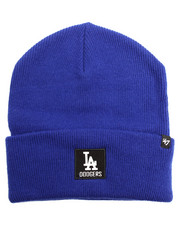 Hats - Los Angeles Dodgers Portbury Cuff Knit Beanie