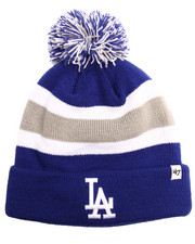 Hats - Los Angeles Dodgers Breakaway Cuff Knit Beanie