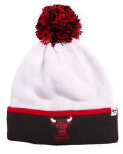 Hats - Chicago Bulls Baraka Two Tone Cuff Knit Beanie