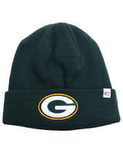 Women - Green Bay Packers Raised Cuff Knit Beanie
