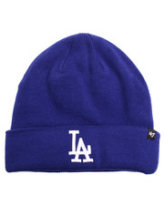 Women - Los Angeles Dodgers Recluse Cuff Knit Beanie