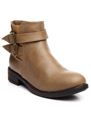 Women - Miles Chelsea Boot w/Double Buckle