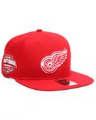 Detroit Red Wings Sure Shot 47 Captain Snapback Cap