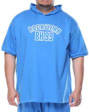 Rocawear - Emeritus S/S Hoodie (B&T)