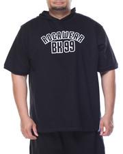 T-Shirts - Emeritus S/S Hoodie (B&T)