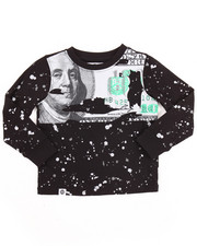 Sizes 4-7x - Kids - L/S BENJAMINS TEE (4-7)