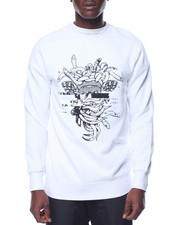 Men - Galactic Medusa Sweatshirt