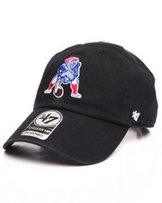 Hats - New England Patriots Legacy Clean Up Strapback Cap