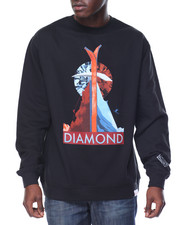 Sweatshirts & Sweaters - Diamond Peak Crewneck Sweatshirt