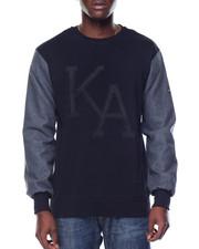 Sweatshirts & Sweaters - Letterman Crew