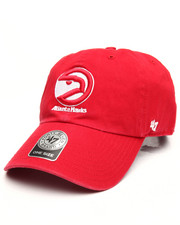 Men - Atlanta Hawks Clean Up 47 Strapback Cap