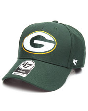 NBA, MLB, NFL Gear - Green Bay Packers MVP 47 Strapback Cap