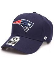 Men - New England Patriots MVP 47 Strapback Cap