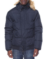 Men - Logan Peak Bubble Snorkel Bomber Jacket