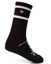 Accessories - Dmnd High Stripe Socks