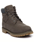 """LIMITED EDITION 6"""" PREMIUM WATERPROOF BOOTS (3.5-7)"""