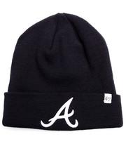 Men - Atlanta Braves Raised Cuff Knit Beanie