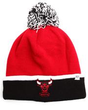 Hats - Chicago Bulls Baraka Two Tone Cuff Knit Beanie