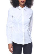 Polos & Button-Downs - Stretch Button Down Shirt