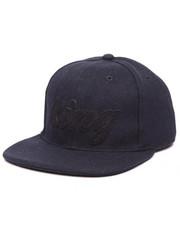 KING Apparel - Script Heritage Wool Flannel Snapback hat